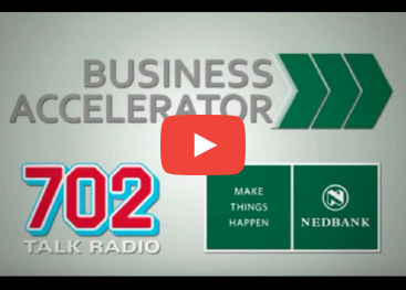 Mr Randall's interview on 702's Busines Accelerator